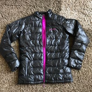 Girl's Columbia coat